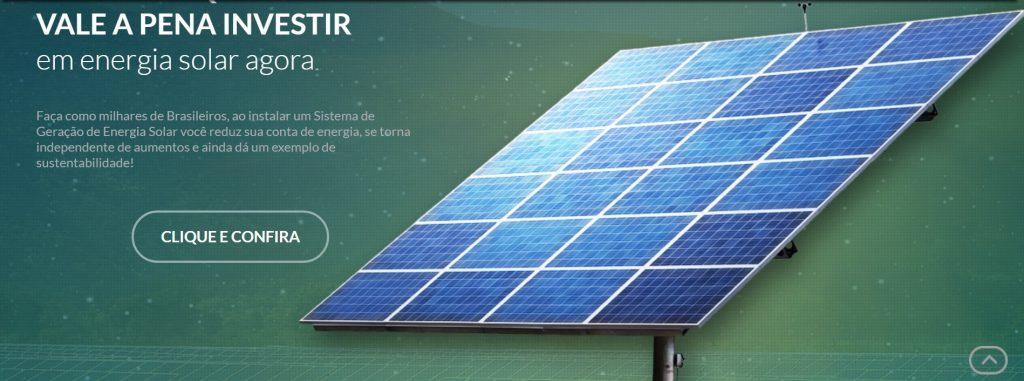 IntegraHaus Energia Solar - link para novo site