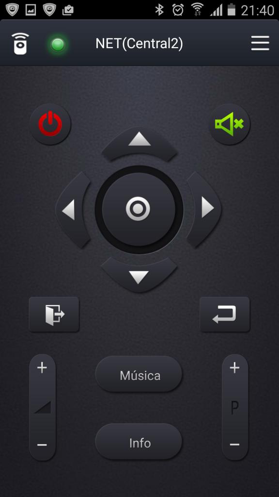 Automação Residencial controle de TV
