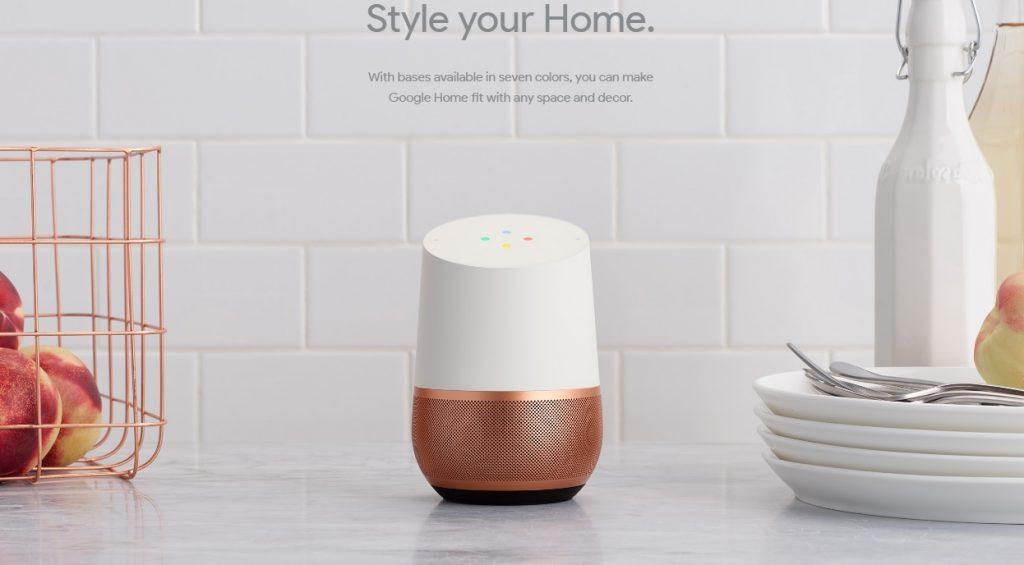 Google Home seu novo assitente virtual