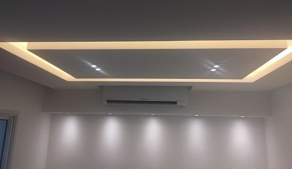 Iluminação Touchlight